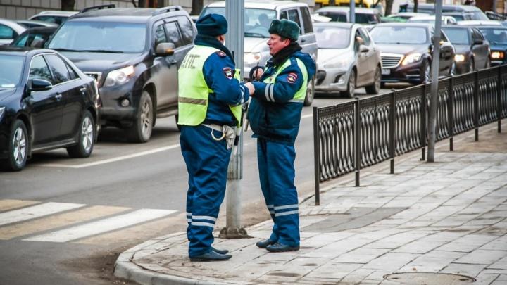 В Ростове пешеход погиб под колесами иномарки