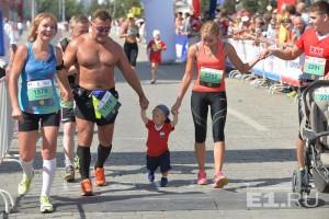 Пробежать 3 километра может даже ребёнок.