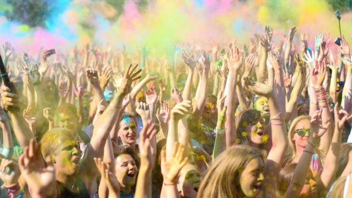 В Челябинске запретили проведение фестиваля красок Холи