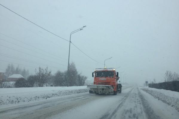 Северный Казахстан закрыл границу для выезда транспорта