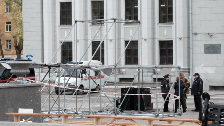 В Перми начались суды по обрушению металлической сцены на фестивале хоров у ДК Солдатова