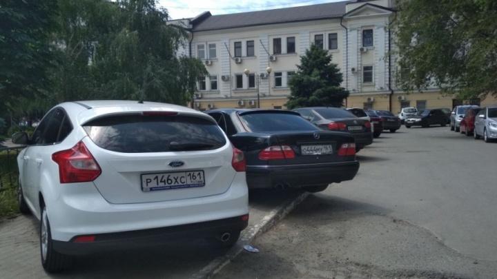 Я паркуюсь, как чудак: очередная доска почета ростовских мастеров парковки