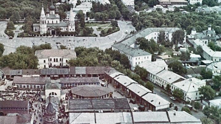 Мытный рынок вместо фонтанов: как уничтожили торговое сердце Ярославля