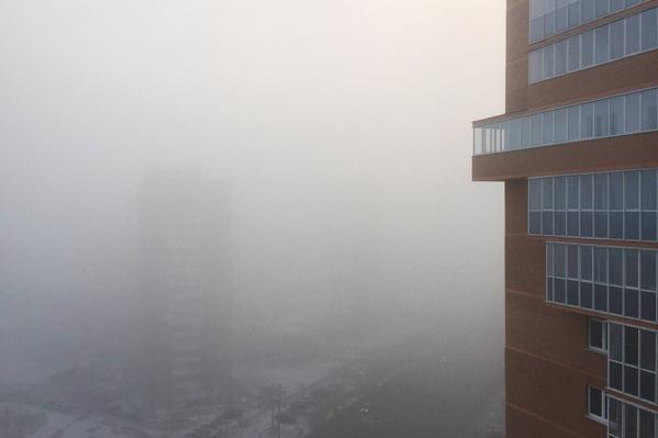 Всю зиму и весну челябинцы жаловались на выбросы и смог