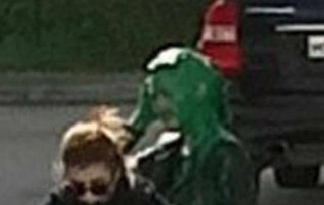 В Пролетарском районе ростовчанке на голову вылили банку с зеленой краской