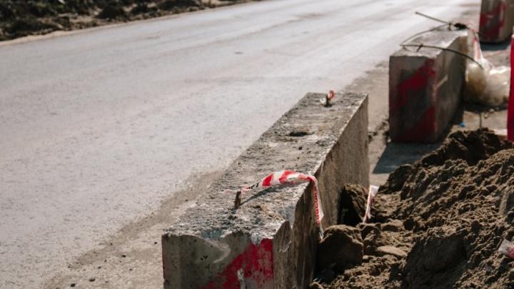 В «Самарской луке» построят дорогу до горы Верблюд