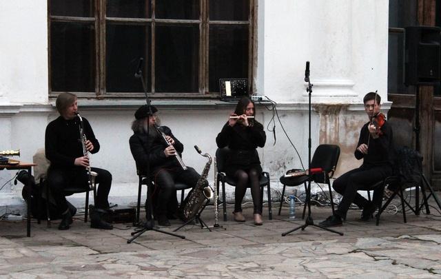 В Волгограде русско-немецкий квартет показал в музыке восстановление Сталинграда