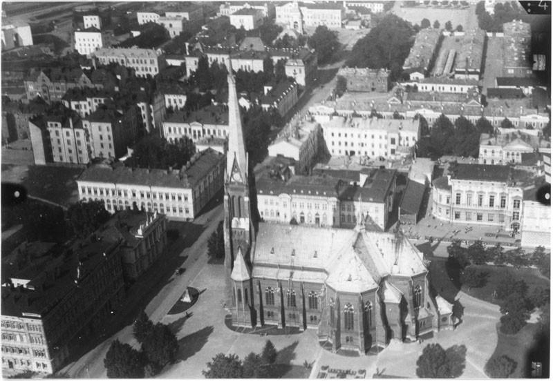 Кафедральный собор Выборга