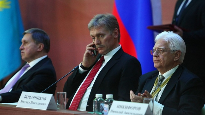 «Это дефицит общения»: в Кремле прокомментировали звонки Путина челябинцам из самолёта