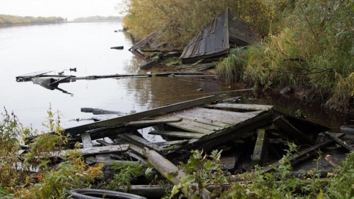 """""""Водоканал"""" отчитался о сокращении выброса канализационных стоков в Северную Двину"""