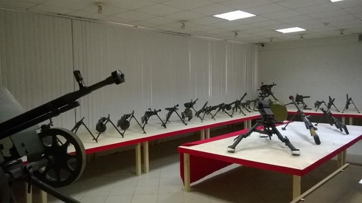 В Ярославле откроется частная выставка оружейного барона