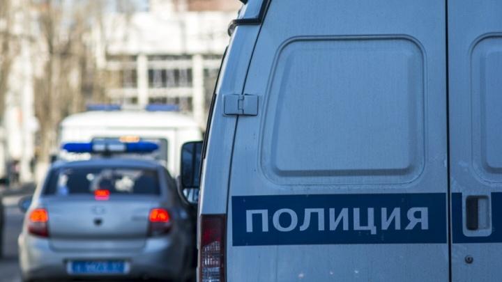 В Ростове полицейские устроили погоню за двумя грабителями