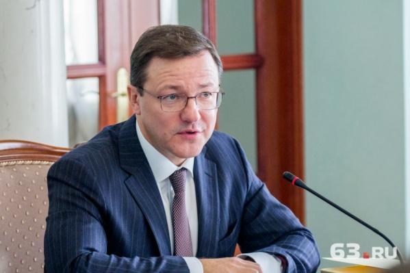 Врио губернатора Дмитрий Азаров стал в сентябре 2017 года