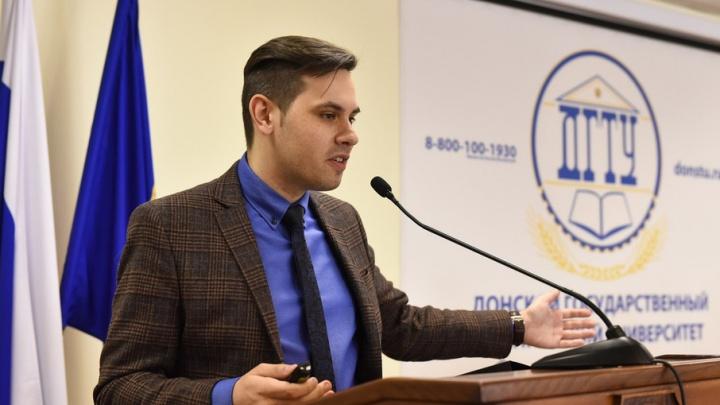 «Хочу остаться в альма-матер»: преподаватель ДГТУ стал лучшим лектором России