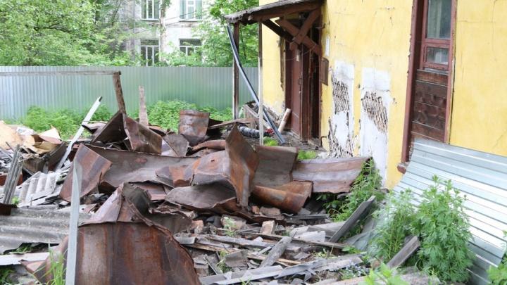 Администрация Архангельска поддержала выселение жителей авариек из центра города на окраину