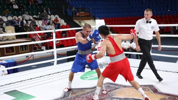 Южноуральские боксёры привезли из Грозного бронзу чемпионата России