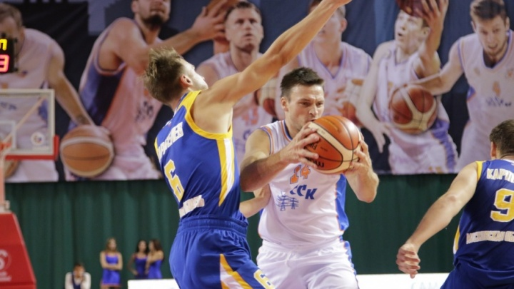Баскетболисты «Самары» вырвали победу у «Химок-Подмосковье»
