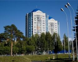 Российские города растут вверх