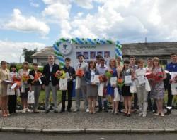 Доску почета молодежи открыли в филиале «Азот»