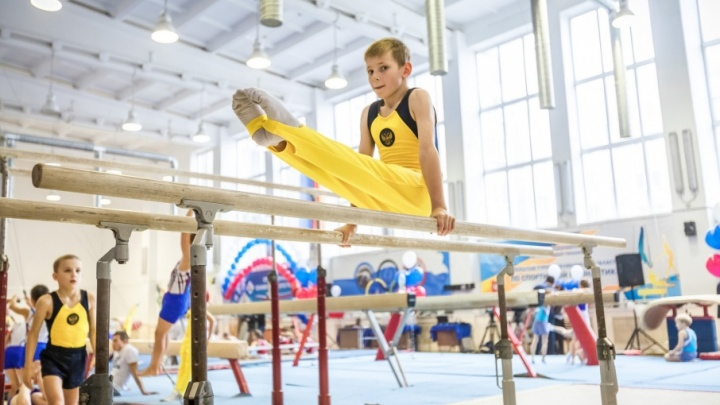 За победу в турнире «Юный гимнаст» поборются спортсмены из 15 городов страны