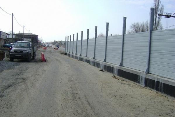 Реконструкция шоссе Авиаторов прекращена из-за финансовых разногласий строителей с чиновниками