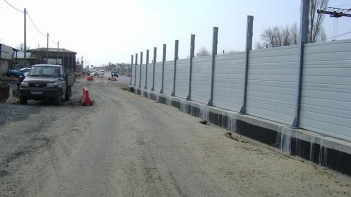 В Волгограде остановлена реконструкция шоссе Авиаторов к ЧМ-2018