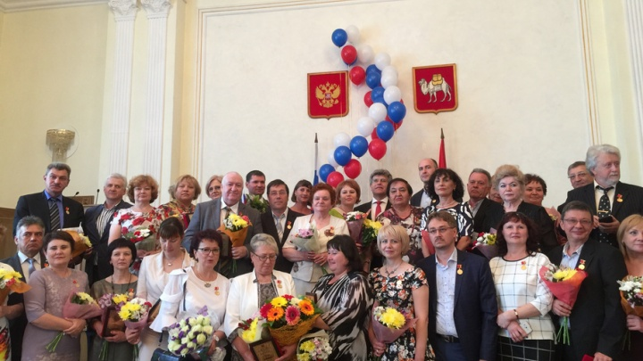 50 врачей, фельдшеров и медицинских сестер Южного Урала получили премии ЗСО