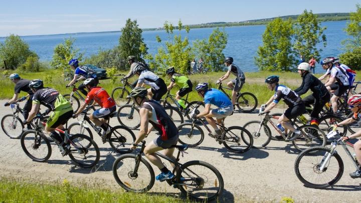 «Мы отстали от Екатеринбурга лет на 10»: в Челябинске провели велогонку для любителей