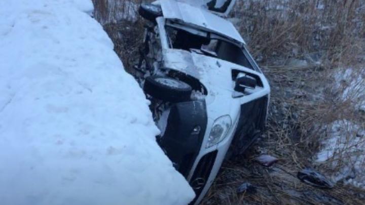 Водитель маршрутки, упавшей в реку в Ростовской области, оказался гражданином Украины