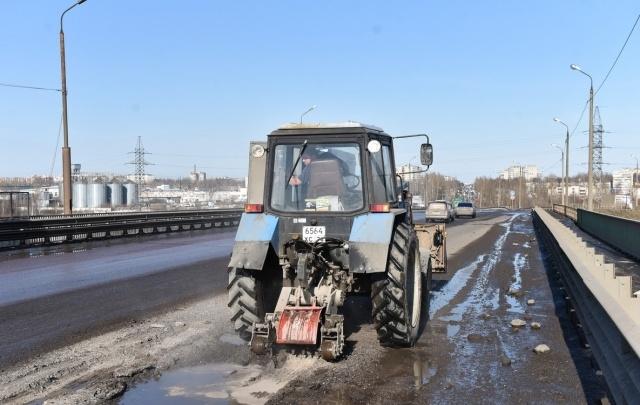 Сколько ярославцы заплатят за ямочный ремонт дорог новому подрядчику
