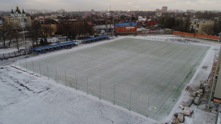 На благоустройство велотрека возле ростовского стадиона «Локомотив» потратят 9,5 миллиона рублей