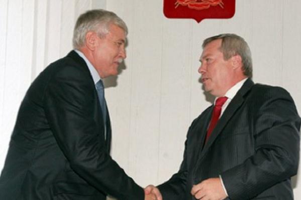 Вячеслав Василенко вернулся в команду губернатора