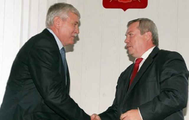Губернатор заявил о назначении Вячеслава Василенко своим советником