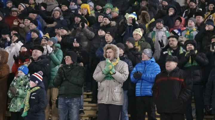 «Водник» будет довозить болельщиков до дома после вечерних матчей в Архангельске