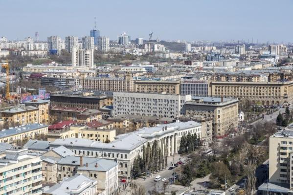 Транспортная схема Волгограда становится всё изощреннее