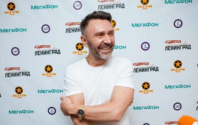 Сергей Шнуров: «Я счастливых женщин не встречал. Найдете – покажите мне»