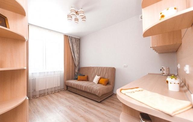 Предложение весны: квартира с ремонтом и мебелью всего за 1 226 тысяч рублей