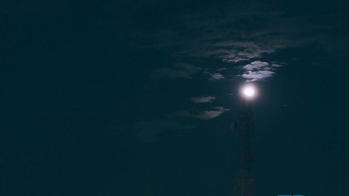 Весной тюменцы смогут наблюдать за голубой луной