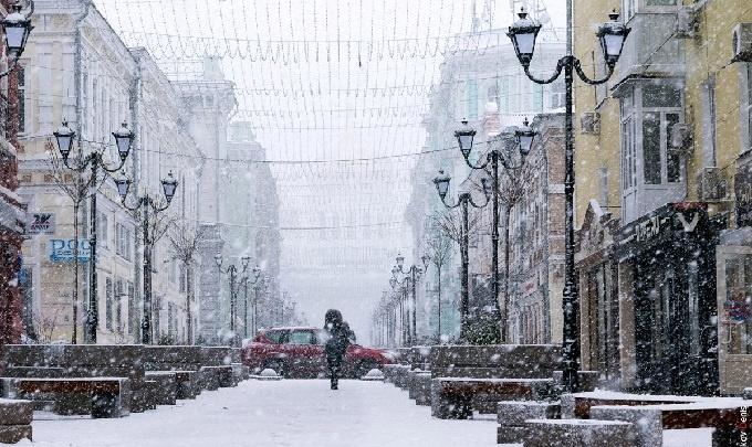 Синоптики: первый снег в Ростове выпадет в 20-х числах ноября