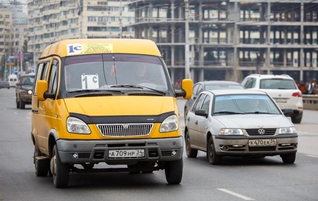 Волгоградцы попросили ликвидировать маршрутки в городе
