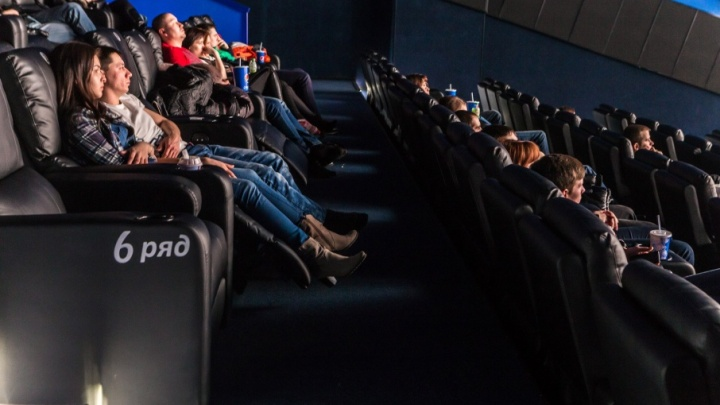 Кинотеатр нового формата откроется в ТРК «Гудок» уже в сентябре