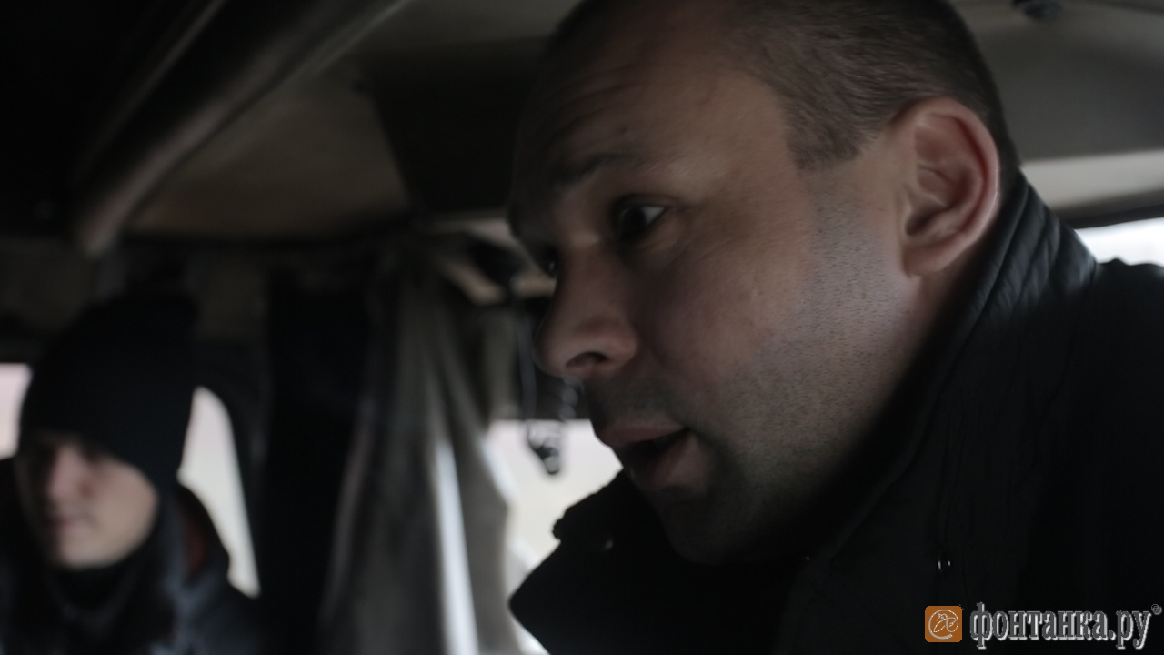Олег Крутских, координатор петербургских дальнобойщиков