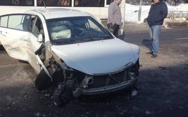 МВД: виновником массового ДТП на улице Стара-Загора стал водитель Geely