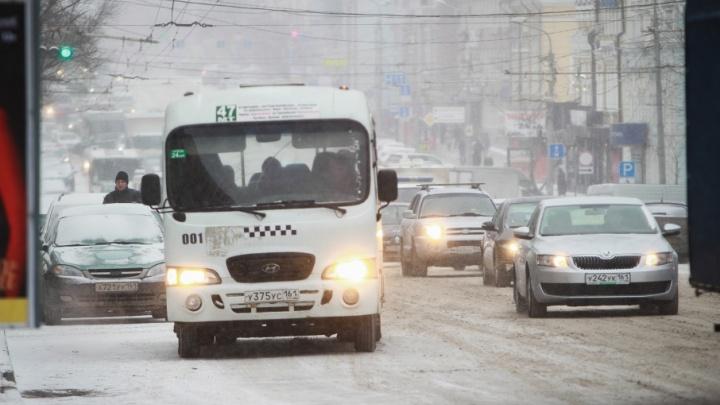 Количество маршруток в Ростове в ближайшие пять лет будет резко сокращено