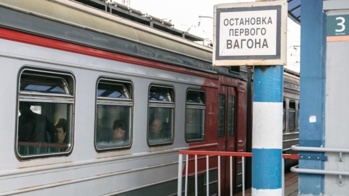 В декабре в Самаре изменят расписание электрички до аэропорта Курумоч