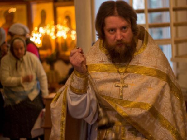 Священник Николай Киреев Фото: пресс-служба Выборгской епархии