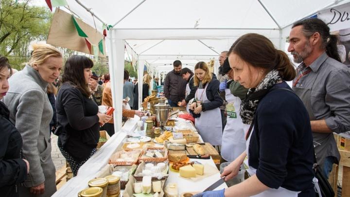 «Руки вверх», фермерская еда, hand-made: в Перми отметят День нефтяника