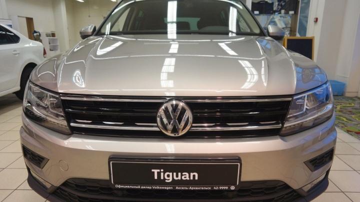 Для города и бездорожья: известные ведущие оценили новый Volkswagen Tiguan