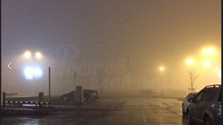 Нелетная погода: из-за тумана в ростовском аэропорту Платов отменены или задерживаются рейсы