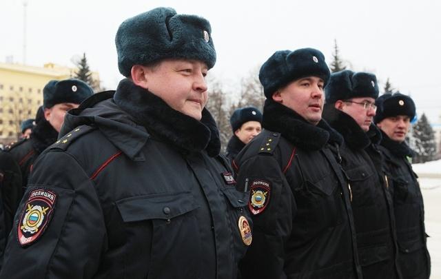 Северян приглашают на службу в полицию